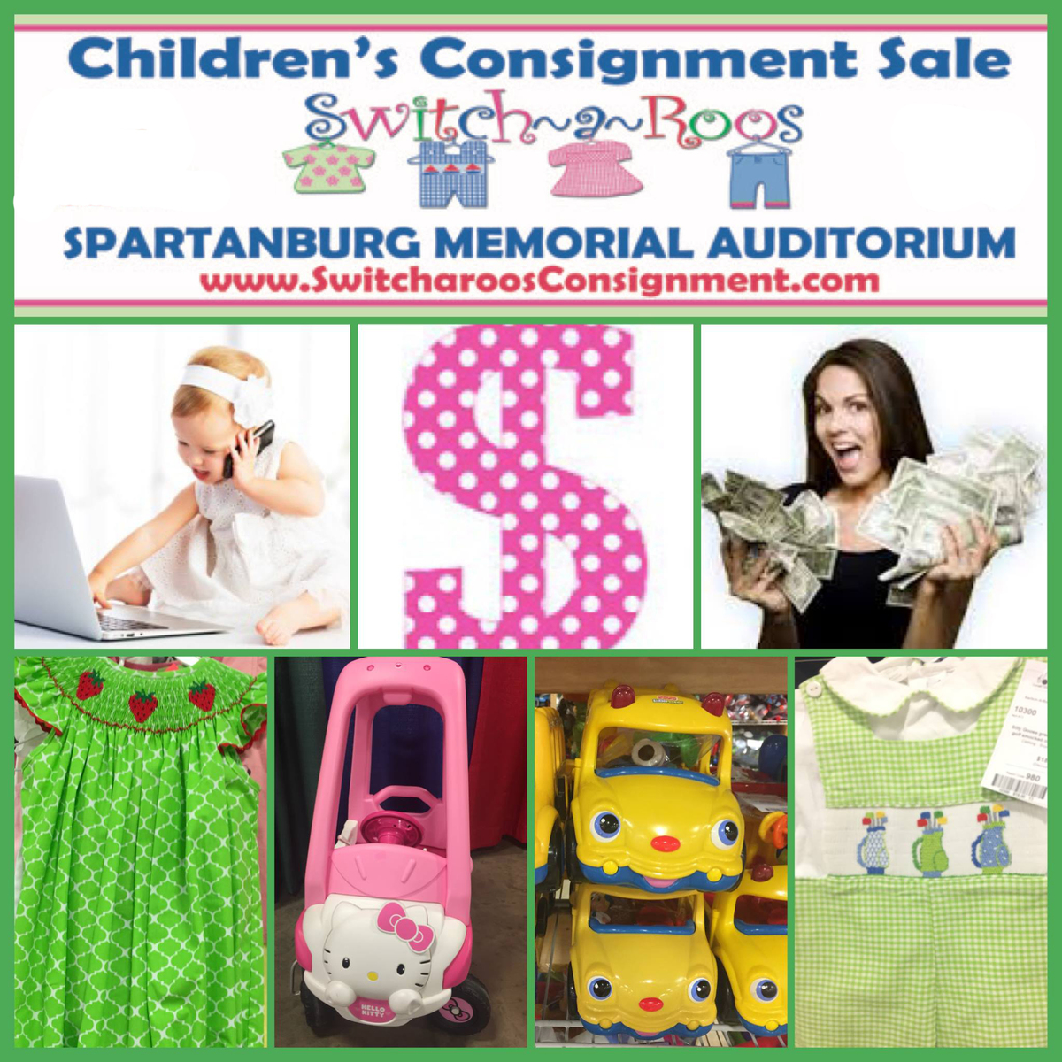 Switch - A -Roos Consignment Sale