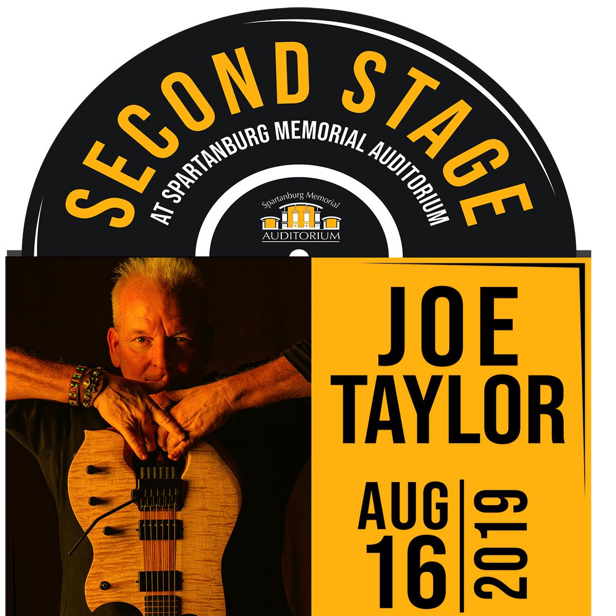 Joe Taylor @ Second Stage SMA