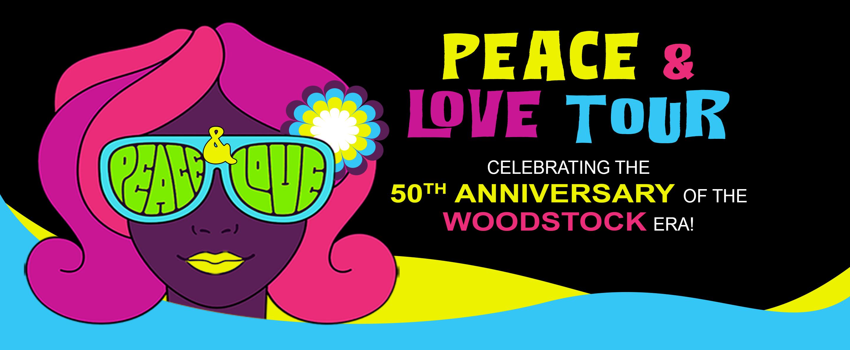 Peace and Love Tour | Spartanburg Memorial Auditorium