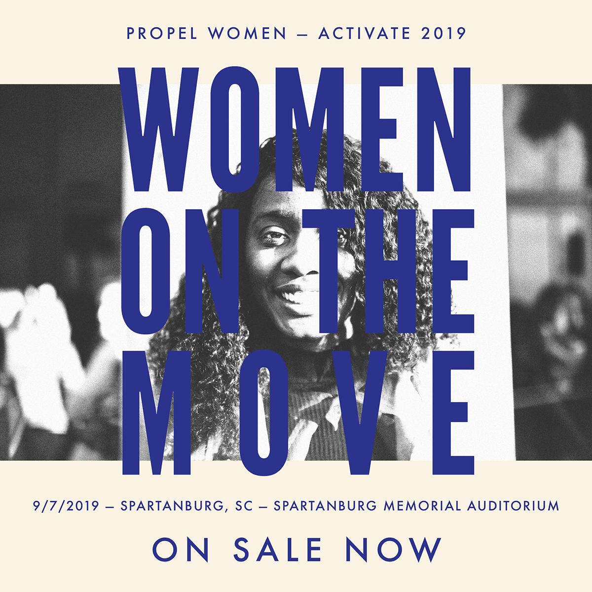 Propel Women - Activate 2019