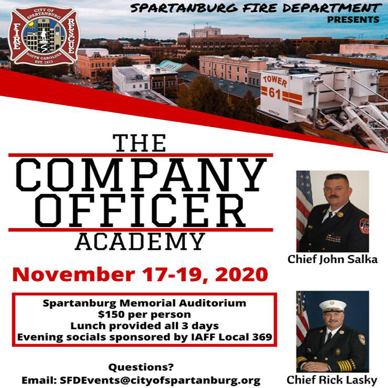 The Company Officer Academy